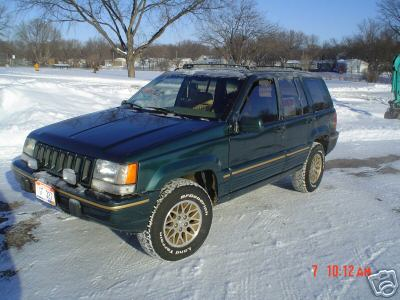 Jeep Pictures - Jeep Grand Cherokee