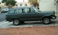 1983 Jeep Grand Wagoneer Limited